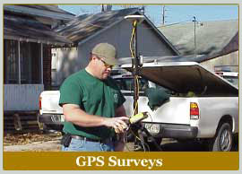service - GPS survey | Home